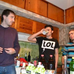 Алекс, Преслав и Алекс, lol!